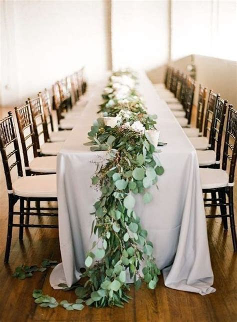 35 Stunning Eucalyptus Wedding Decor Ideas   wedding
