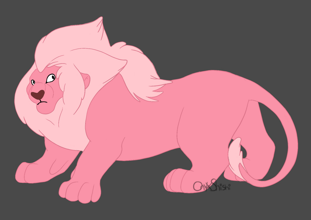 My half of an art trade with Hope you like it! c: ------------- Lion (c) Steven Universe Art (c) Me
