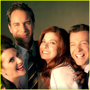 'Will & Grace' Are Back in Latest Revival Promo - Watch Now!