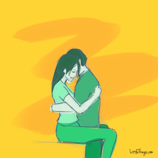 que significa la forma en que das los abrazos7
