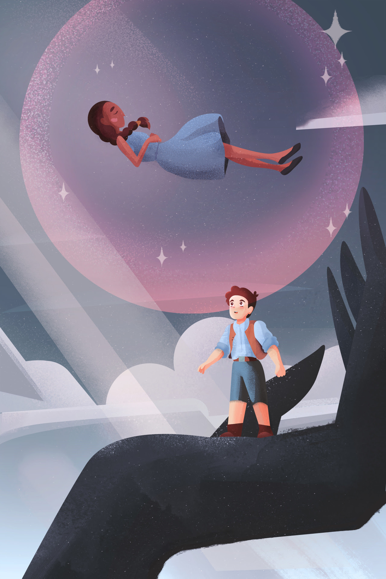 Connie + Steven: Castle in the Sky