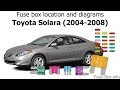 Get 2000 Solara Engine Diagram Pics
