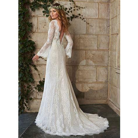 Aliexpress.com : Buy Hot bohemian Wedding Dress Illusion