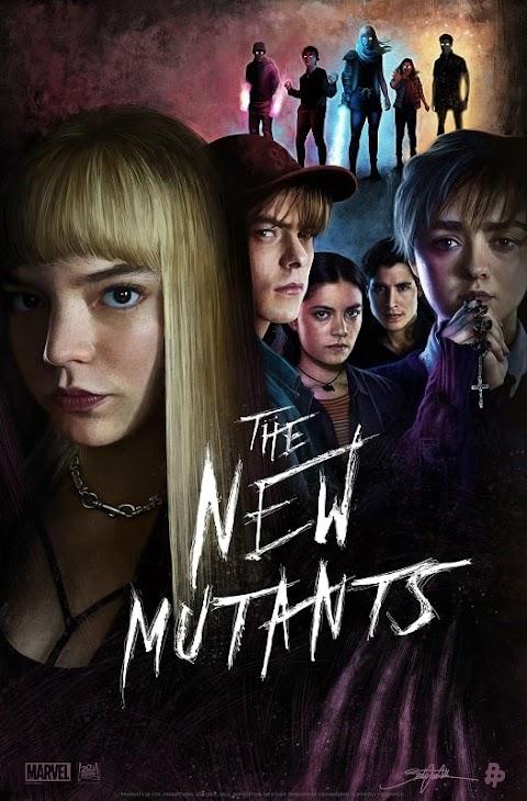The New Mutants (2020) 480p 720p 1080p BluRay English Full Movie
