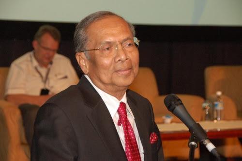 YB Tan Sri Datuk Amar Haji Adenan Bin Haji Satem