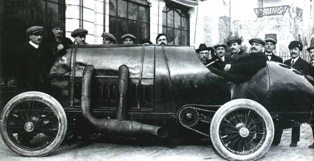 The Ten Scariest Cars Ever Built