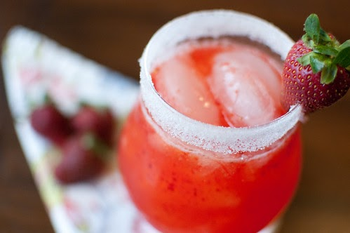 Pink Parsley: Sparkling Strawberry Lemonade + A Special ...