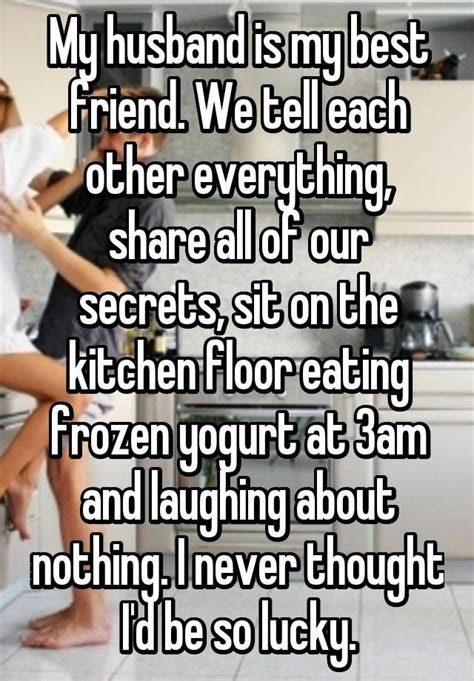 My Hubby My Best Friend Quotes