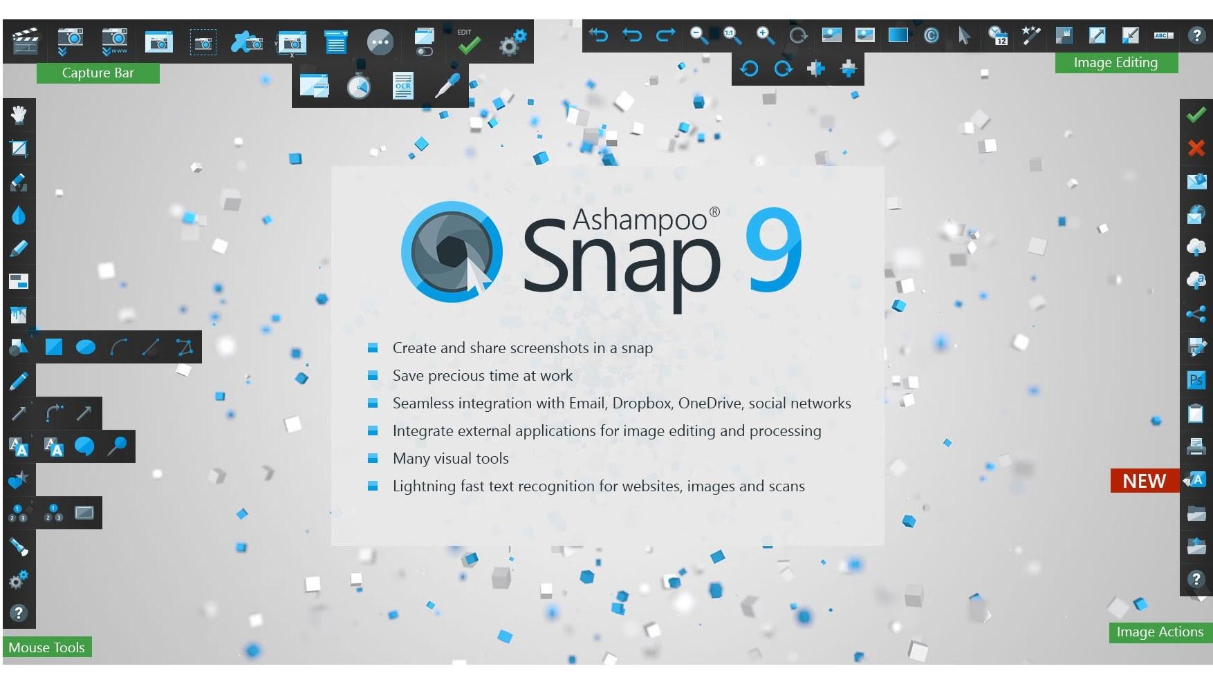 TechRadar's downloads advent calendar: get Ashampoo Snap 9 free