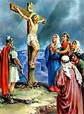 [Jesús muere en la cruz]