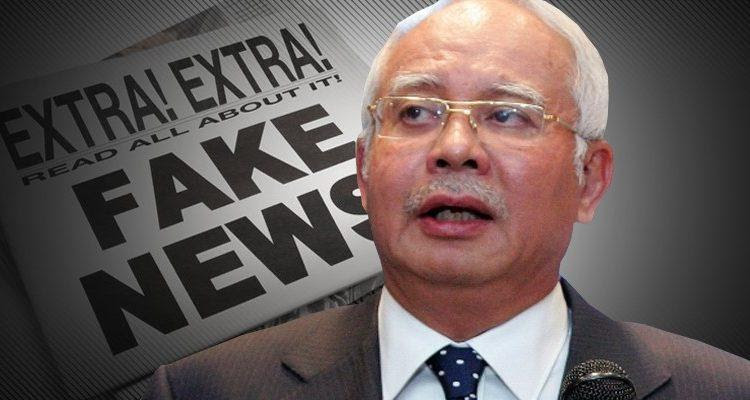 Najib's Desperate Cover-Ups Are Turning Malaysia Into A Sorry Mess - 'FAKE NEWS' SPECIAL!
