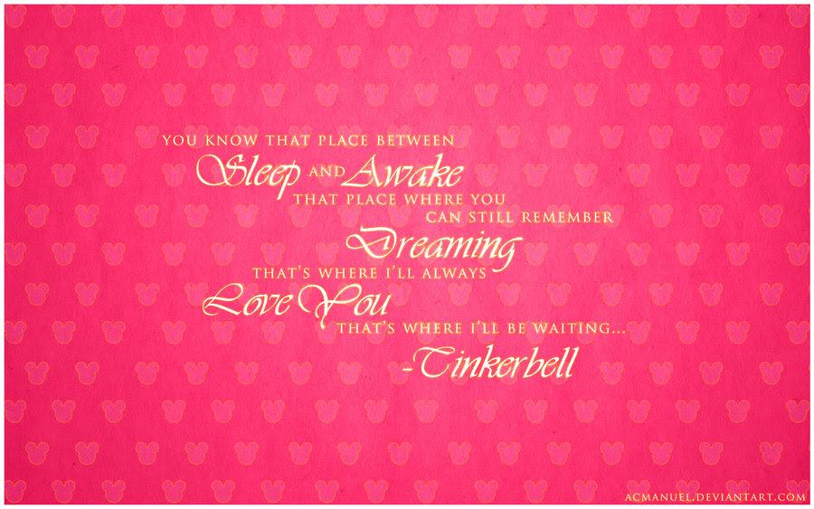 Cute Disney Quotes Wallpaper