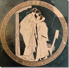 Erastes with Eromenos