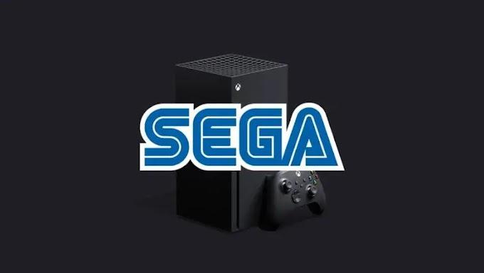 Xbox Series X será renomeado como um produto SEGA (Sega Series X)