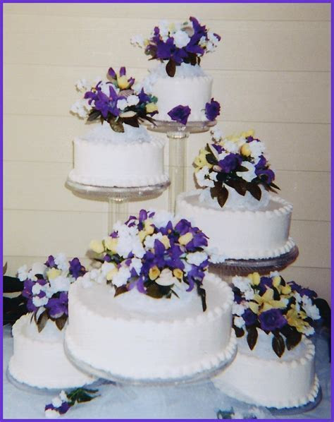 Cookie's Wedding Cakes