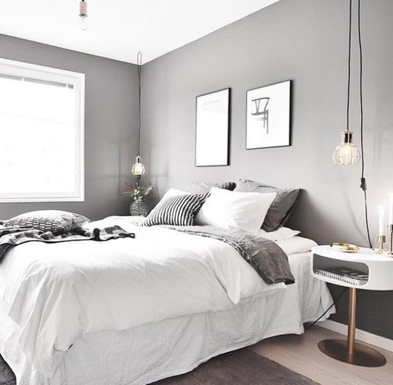 7 Splendid grey bedrooms that will make you dream about ...