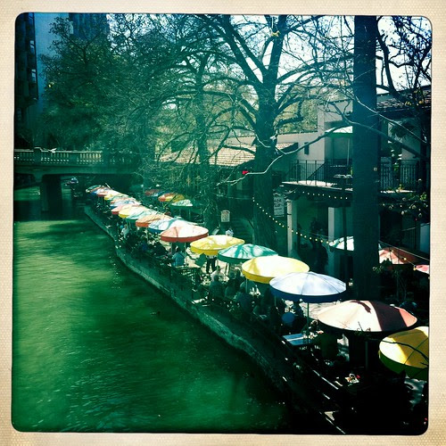 March 6, 2011 River Walk, San Antonio