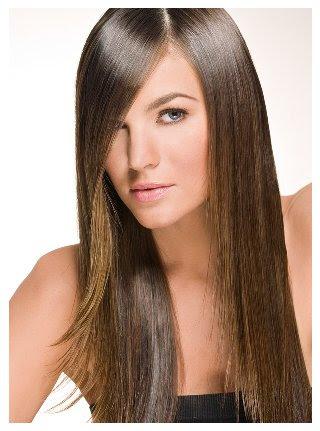Come portare i capelli lunghi Donna Moderna - immagini di tagli per capelli lunghi