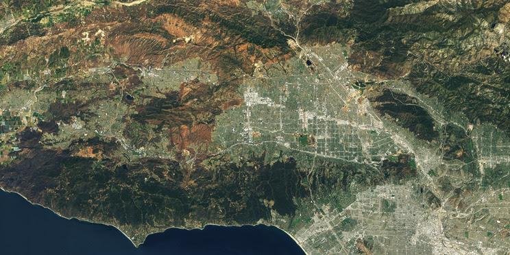 Mengenal Komposit Band pada Landsat 8