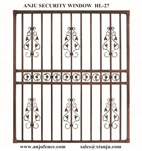 iso certificated  house window grill design  window
