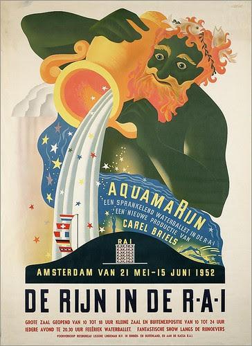 Aquamarijn Amsterdam  1952