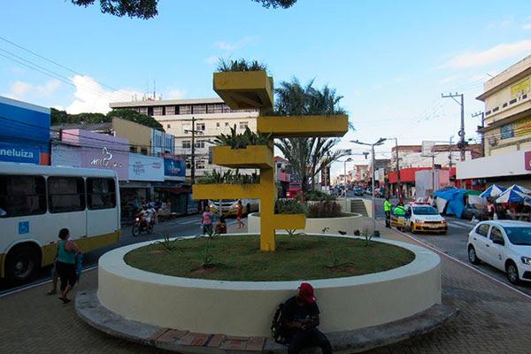 Resultado de imagem para Praça do Relógio alecrim