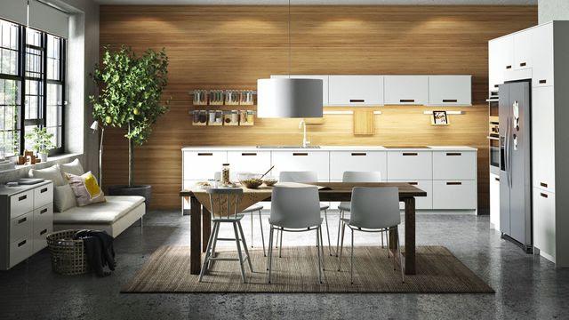 Modele Cuisine Ikea Appartement