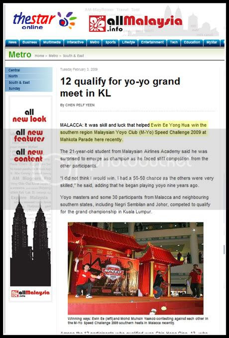 Melaka the star newspaper