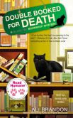 Double Booked for Death (Black Cat Bookshop Series #1)