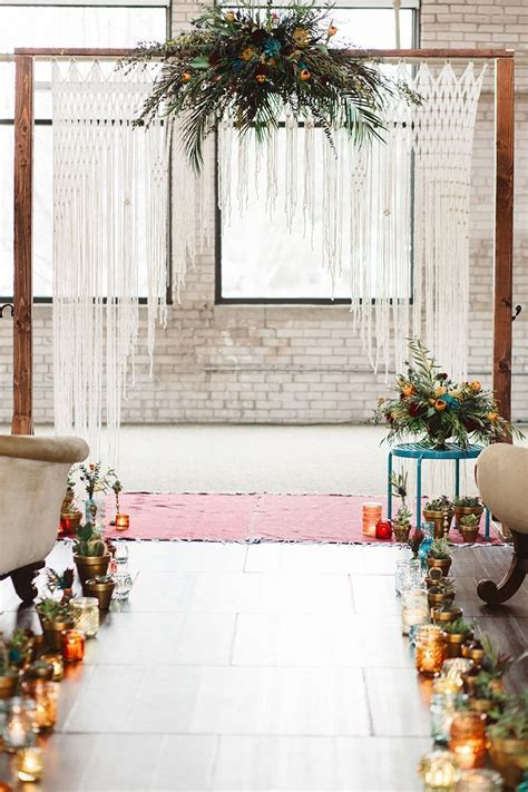 HOW TO STYLE A BOHO WEDDING   Bespoke Bride: Wedding Blog