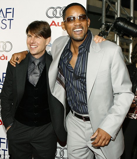 will smith wife. Will Smith and Tom Cruise
