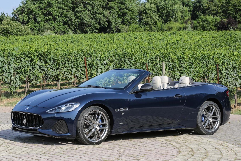 2018 Maserati GranTurismo Coupe, Convertible First Drive Review