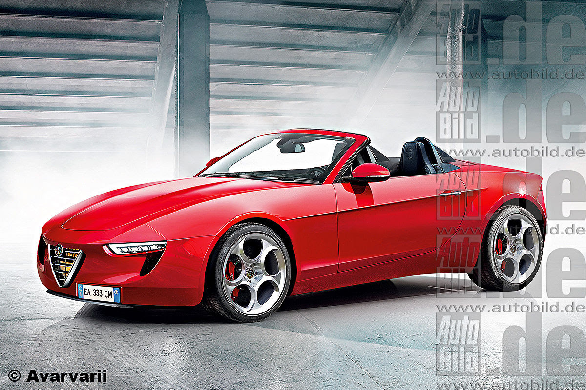new alfa romeo spider price new cars review. Black Bedroom Furniture Sets. Home Design Ideas