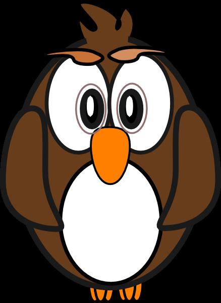 Small Owl Clip Art at Clker.com - vector clip art online ...