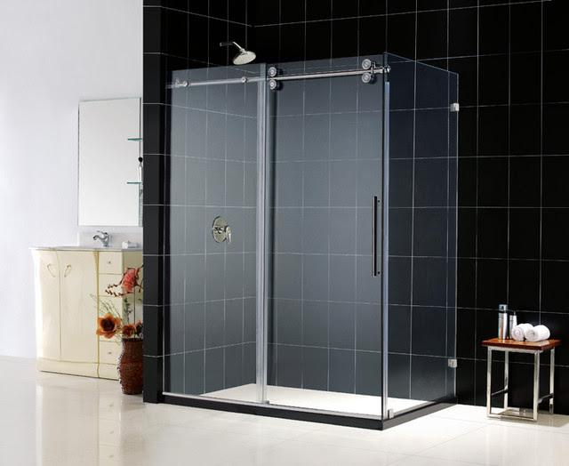 DreamLine SHEN-60366012-07 ENIGMA Shower - traditional - showers ...