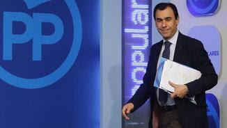 El vicesecretari d'Organització del PP, Fernando Martínez-Maíllo, diu que no facilitaran cap investidura que no sigui d'un candidat del PP (EFE)