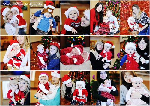 SM Kalėdinė fotosesija