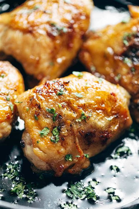 easy honey lemon chicken recipe pinch  yum