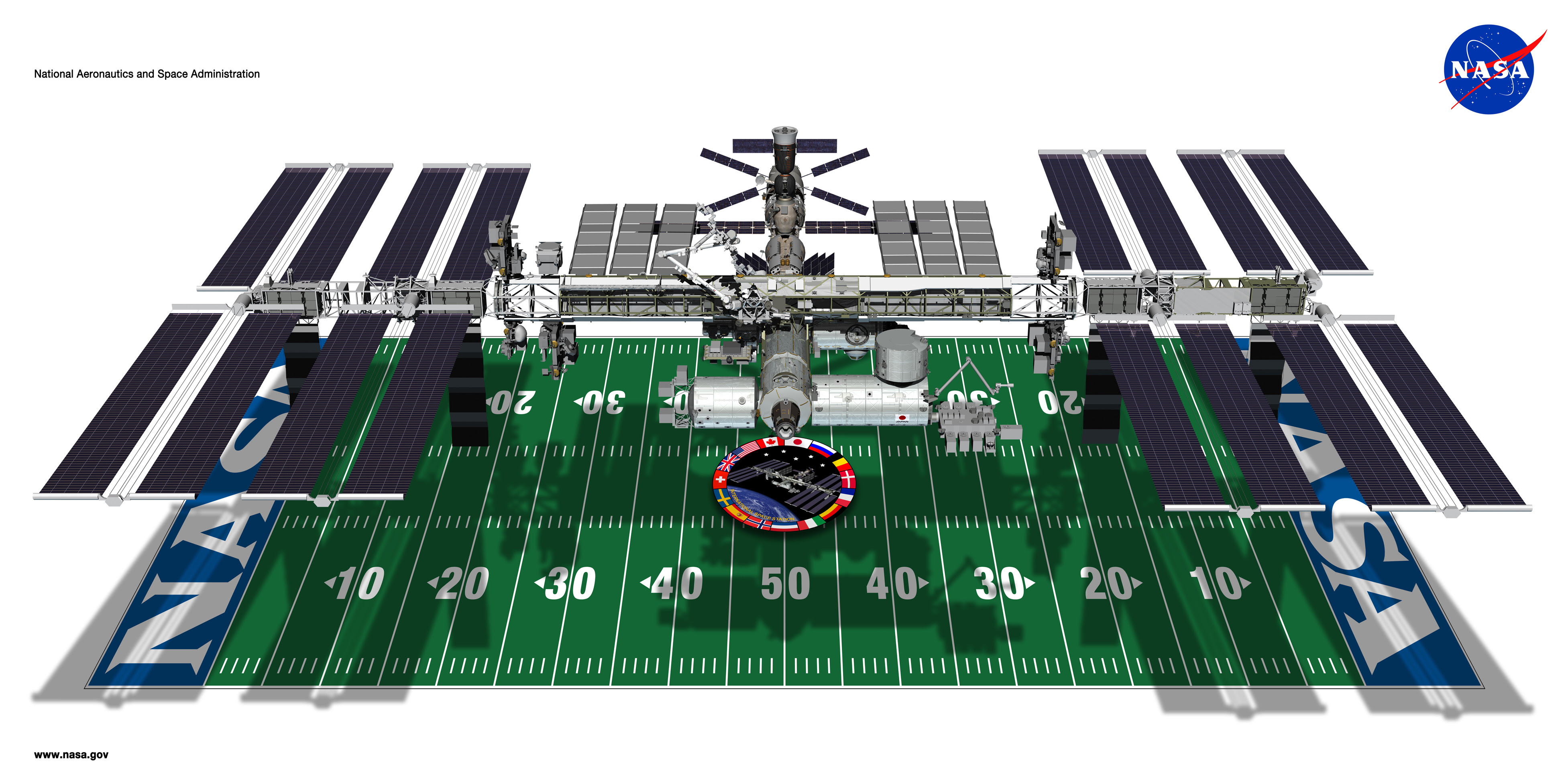 Astronauts Will Watch Super Bowl From Space Technology
