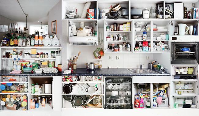 Erik Klein Wolterink Cuisine Kitchen 4 Portraits de Cuisines par Erik Klein Wolterink