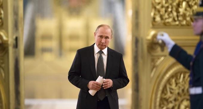 Aproximação da OTAN às fronteiras da Rússia é ameaça para segurança do país, diz Vladimir Putin