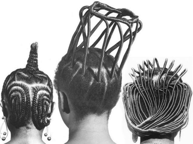 Ojeikere Hairstyles