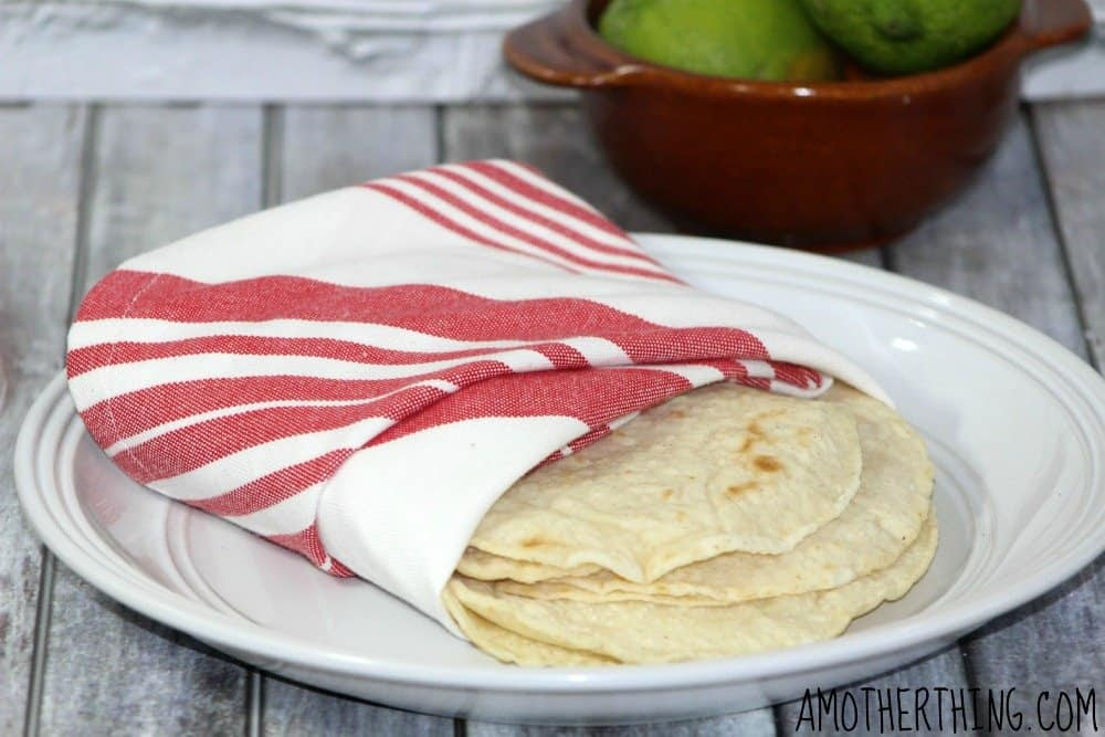 Make Your Own Tortillas at Home - Easy Recipe and Instructions