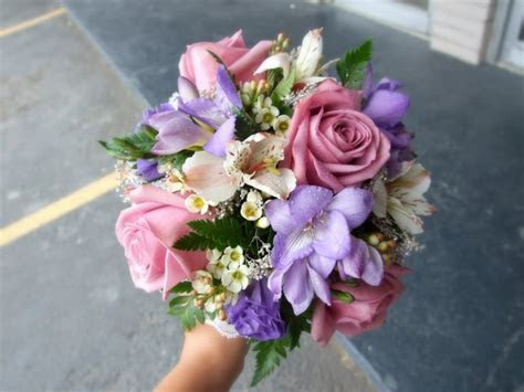 Sweet Blossoms Hawaii » Every prom bouquet, uniquely different