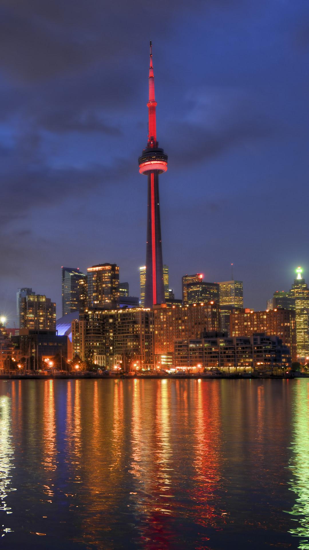 Toronto Skyline Wallpaper (61+ images)