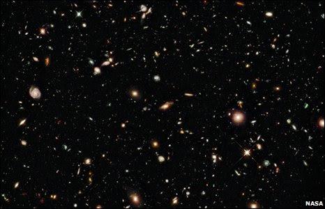 Hubble Ultra Deep Field (Nasa)