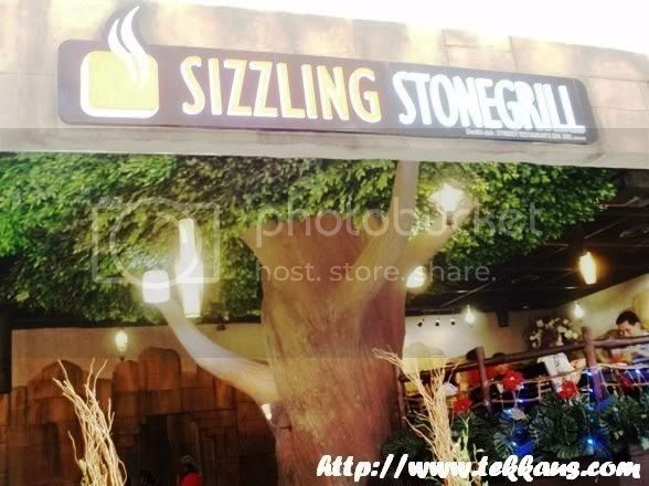Sizzling Stone Grill Malacca