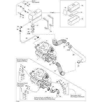 Sea Doo Engine Diagram - Complete Wiring Schemas