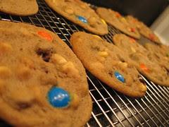Martha's Choc Chip Cookie