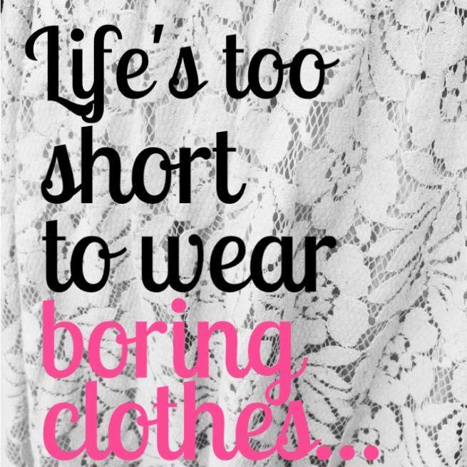 Life Times You Gotta Dress To Impress